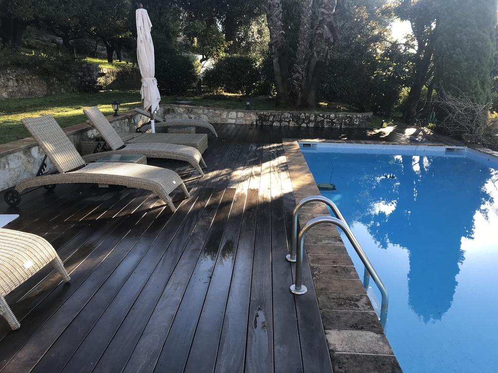 Rénovation plage piscine & rénovation intérieure