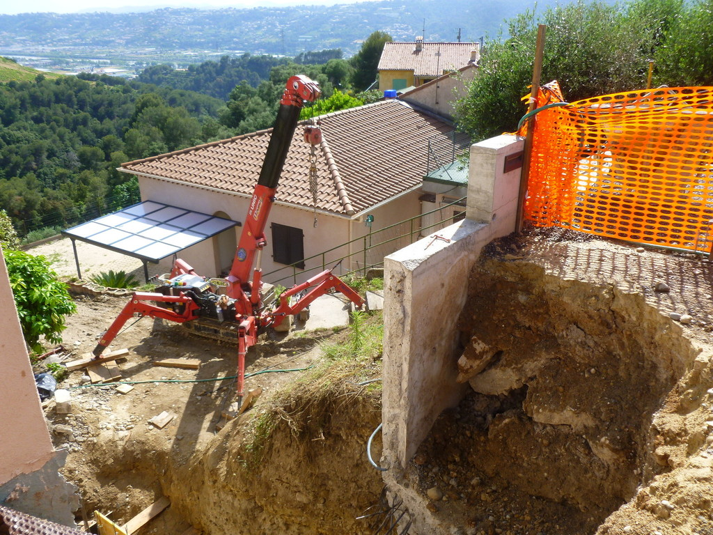 Adaptation PMR d'une villa