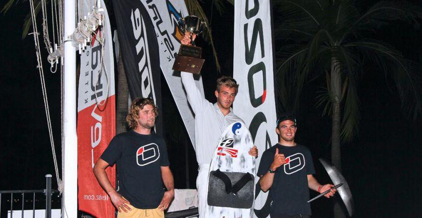 Maxime Nocher obtient son deuxième titre de champion du Monde 2015