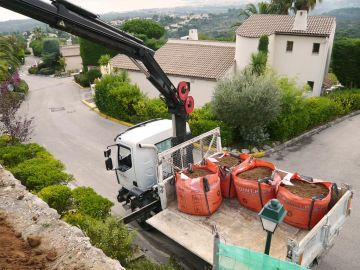 Camion grue 16 T