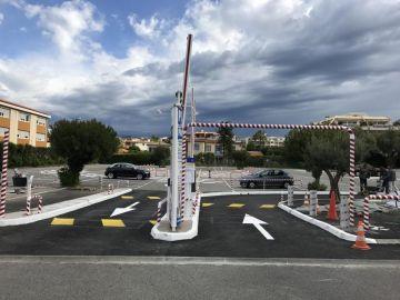 Parkings de l'Institut Arnault Tzanck