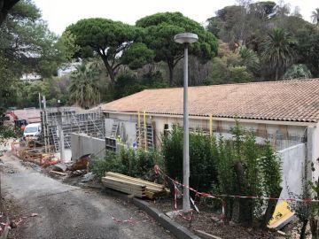 Construction d'un foyer d'élèves
